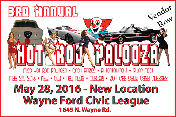 Hot Rod Palooza